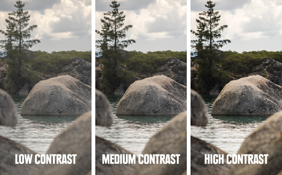 High Contrast in Photography vs. Low Contrast in Photography