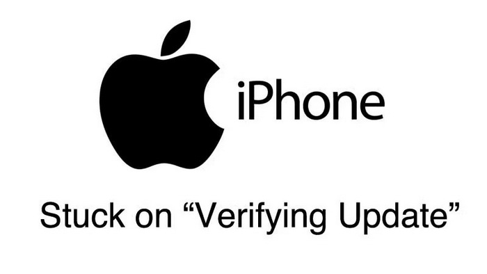 How to Avoid iPhone Getting Stuck on Verifying Update Screen