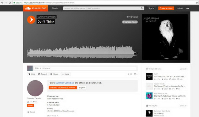 How to Download SoundCloud Songs to MP3 Online