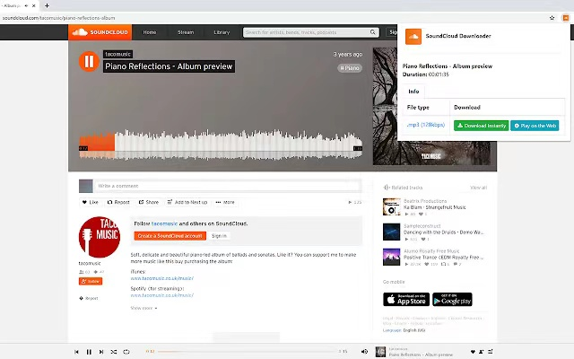 How to Download SoundCloud Songs to MP3 with Chrome Extension