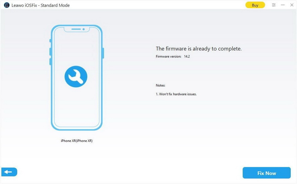Leawo-iOSFix-start-fixing-10