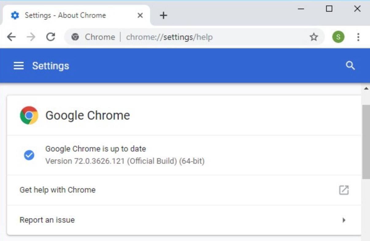 update-browser