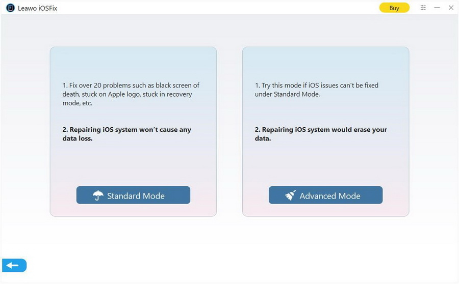 use-iosfix-to-quit-recovery-mode-7