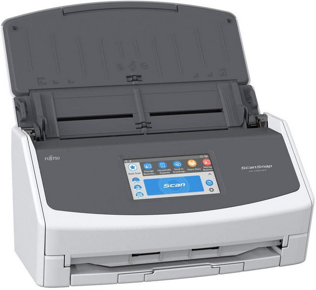 Fujitsu-ScanSnap-iX1500