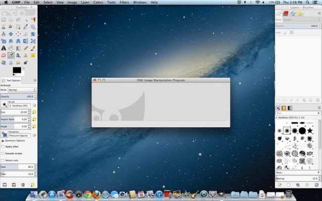 GIMP-for-Mac