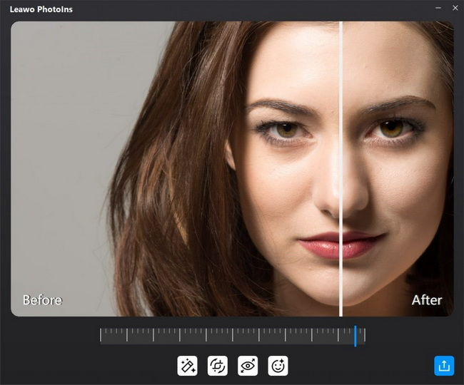 best-photo-enhancers-for-mac-Leawo-PhotoIns