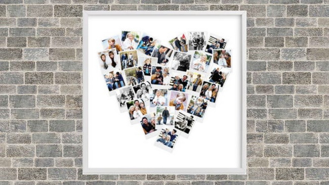 creative-photo-gift-ideas-Photo-wall