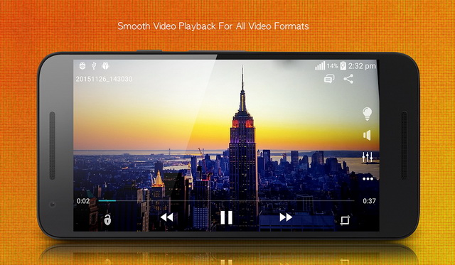 hd player for android
