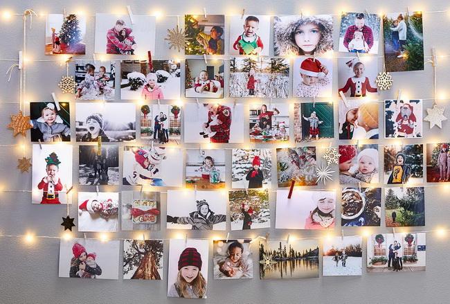 photo-wall-ideas-fairy-light