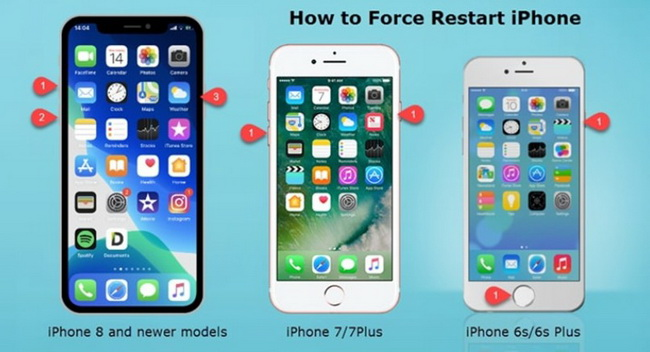 7-ways-to-fix-iphone-stuck-on-red-battery-screen-force-restart-4