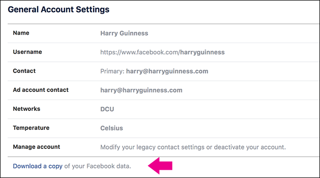 how-to-download-all-photos-from-Facebook-via-Settings-02