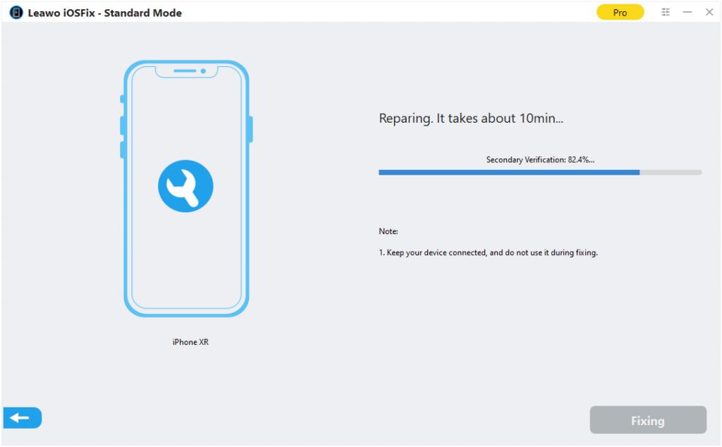 iOSFix-start-downgrading-12
