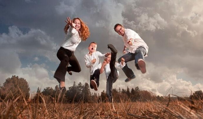 best-family-photo-ideas-special-posture
