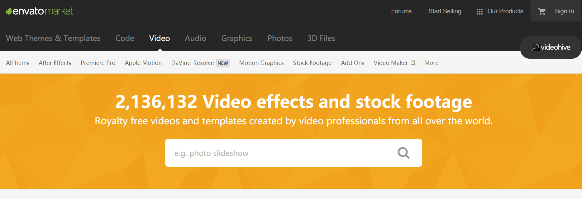 best royalty-free video clips