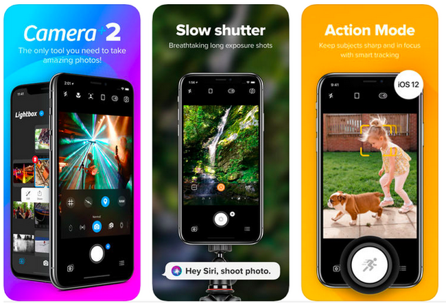 best-camera-apps-for-iphone-Camera+ 2