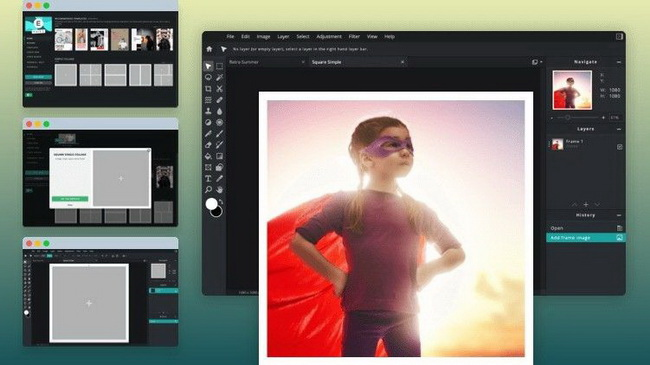 best-free-photo-editing-software-for-beginners-Apple Photos