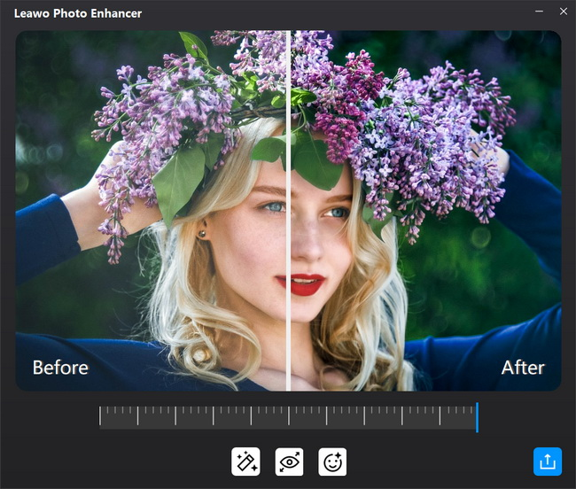best-free-photo-editing-software-for-beginners-Leawo-PhotoIns