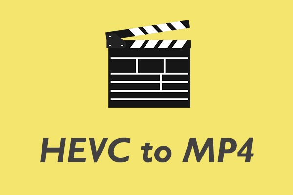 hevc to mp4