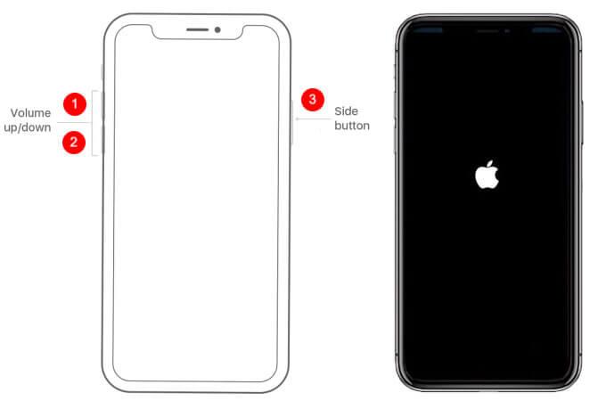 restart-iphone-to-fix-iphone-running-slow