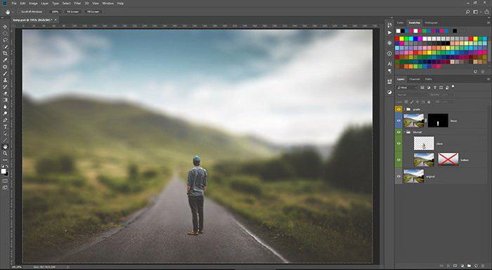 Blur-background-in-Photoshop-4