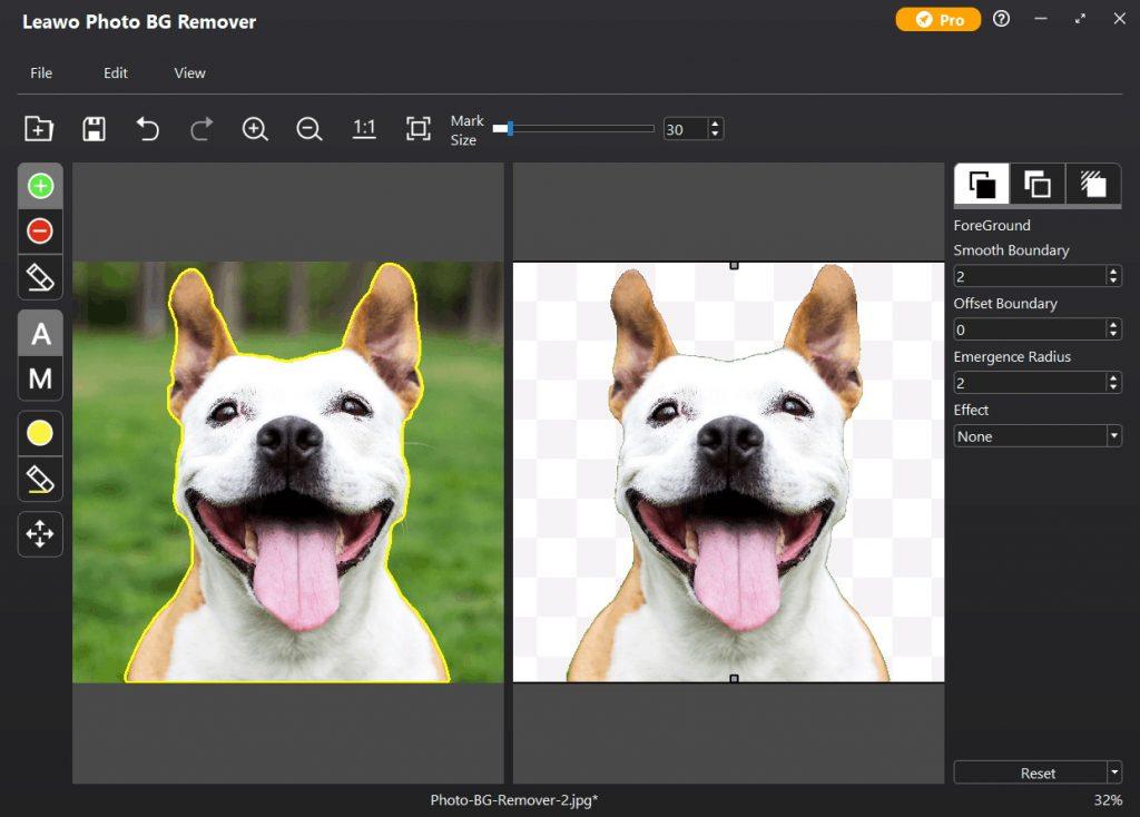 add-drop-shadow-to-image-leawo-photo-bg-remover-1