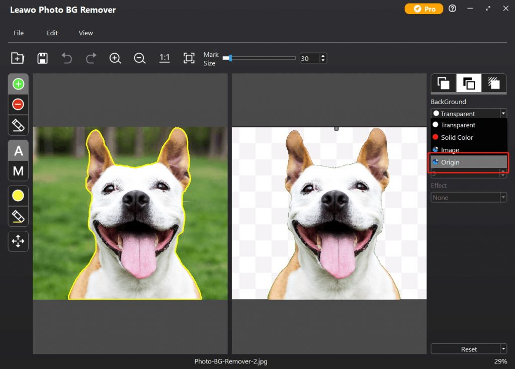 how-to-make-image-black-and-white-in-Leawo-Photo-BG-Remover-02