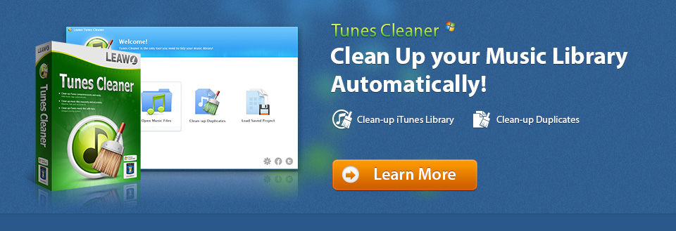 Tunes Cleaner - Best iTunes Alternative