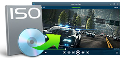 1-click Free Blu-ray ISO Player for Mac