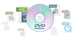 Practical DVD to digital converting