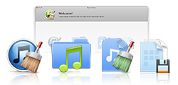Leawo Tunes Cleaner for Mac - easy to use