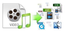 convert videos of various formats