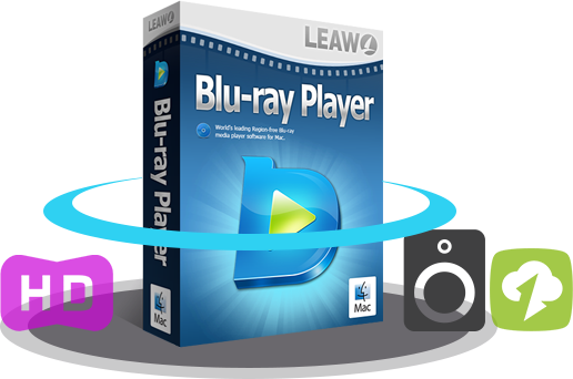 Best Free Blu-ray Player Software for Mac - Leawo Blu-ray Player for Mac