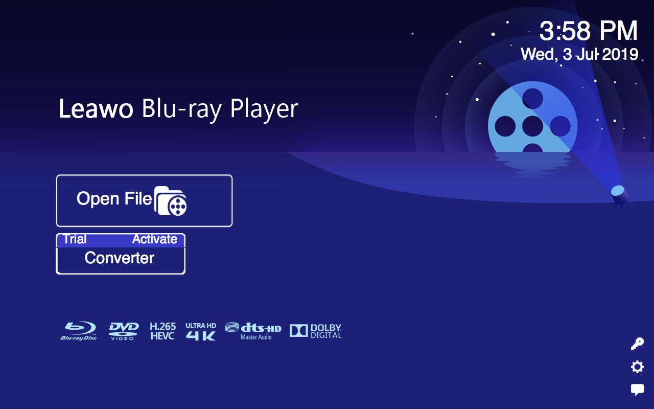 Leawo Blu-ray Player Mac