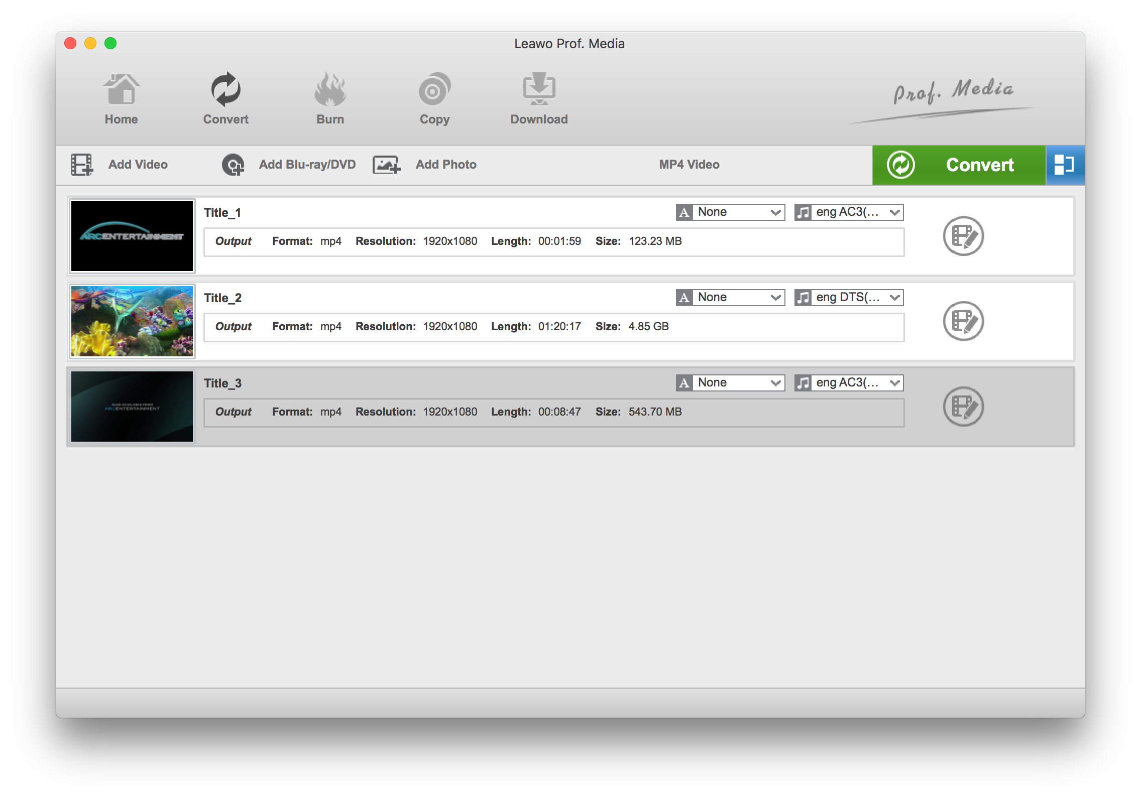 blu-ray playing and ripping on mac os x