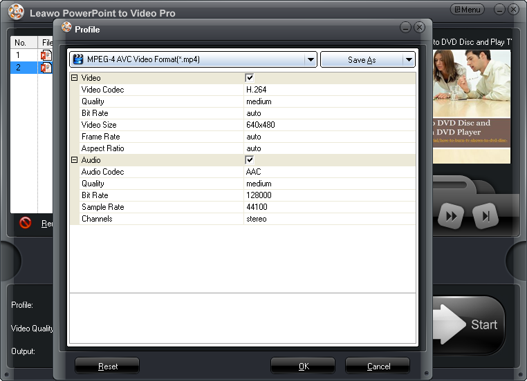leawo ppt to video converter free download