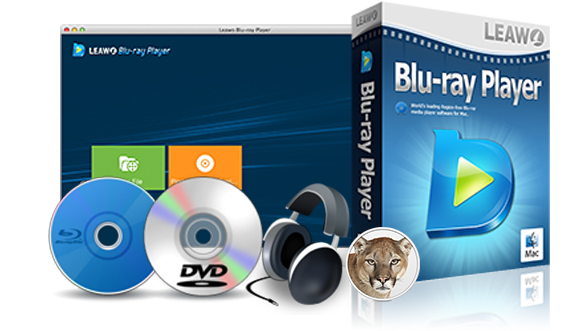 Leawo Blu-ray Player for Mac