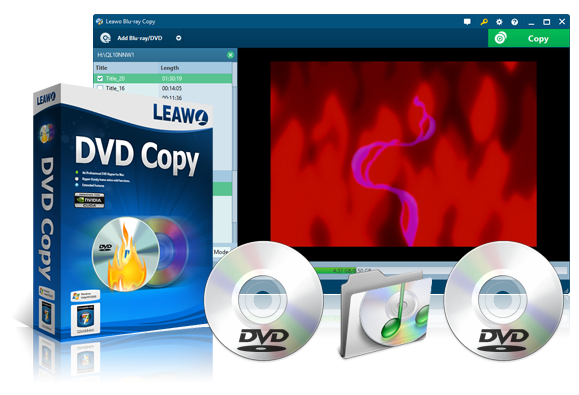 Leawo DVD Copy Pro