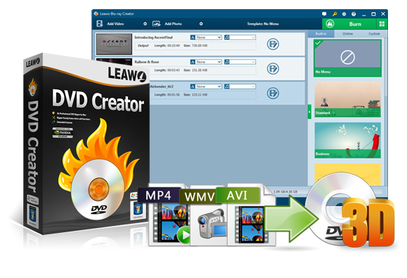 How to Use HandBrake to Convert and Burn MP4 to DVD | Leawo
