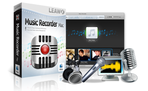 Leawo Music Rekorder for Mac