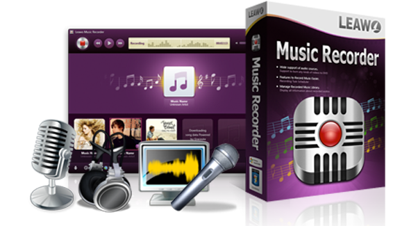 Leawo Musik Recorder for Win