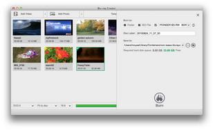 Blu-ray Creator for Mac