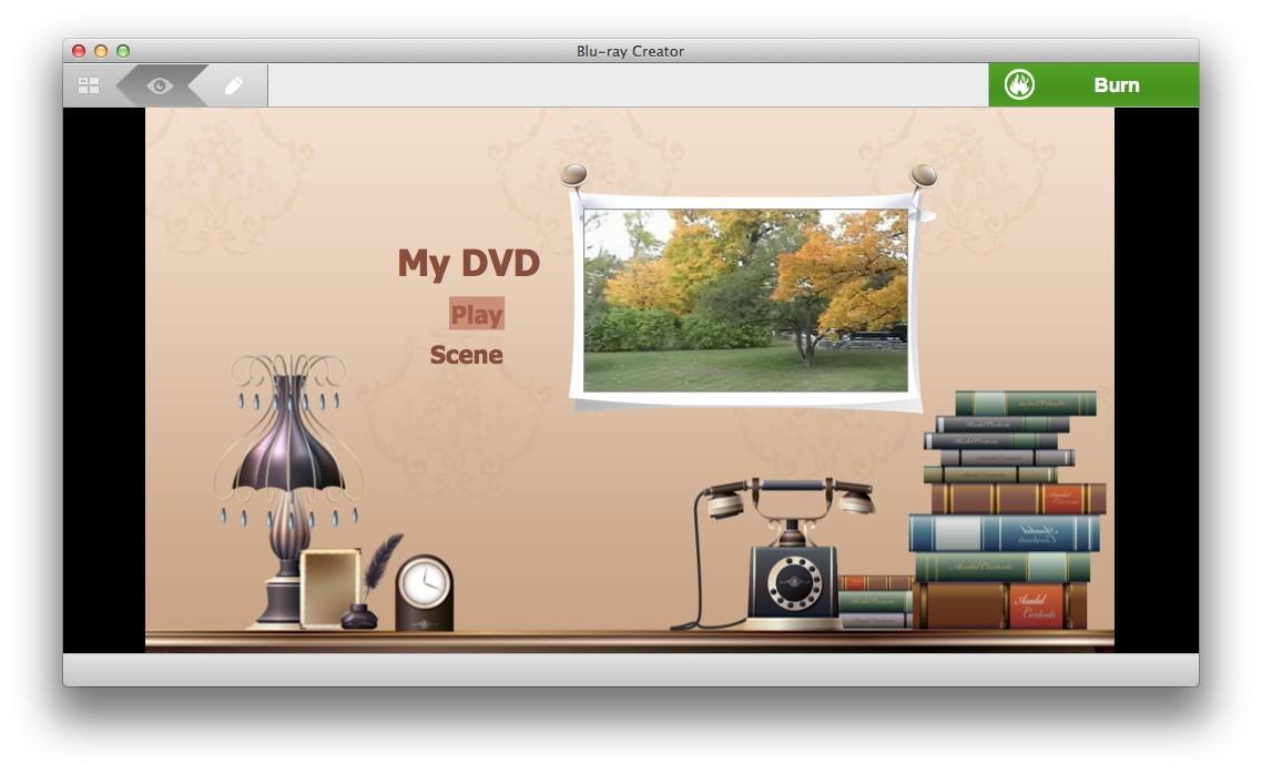 Make DVD Menu