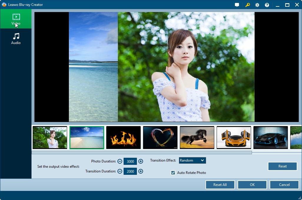 How to Create and Burn Photo Slideshow to DVD | Leawo