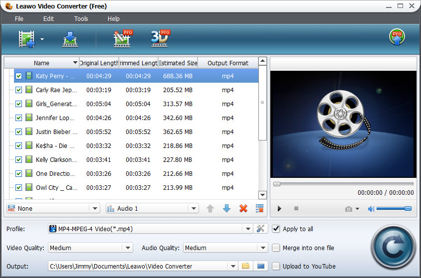 Free MP3 to AAC Converter: Convert MP3 to AAC for Free   Leawo Tutorial Center