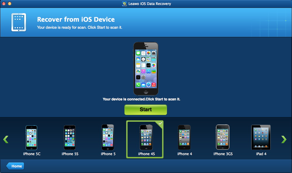 leawo ios data recovery for mac  u2013 professional mac ipod