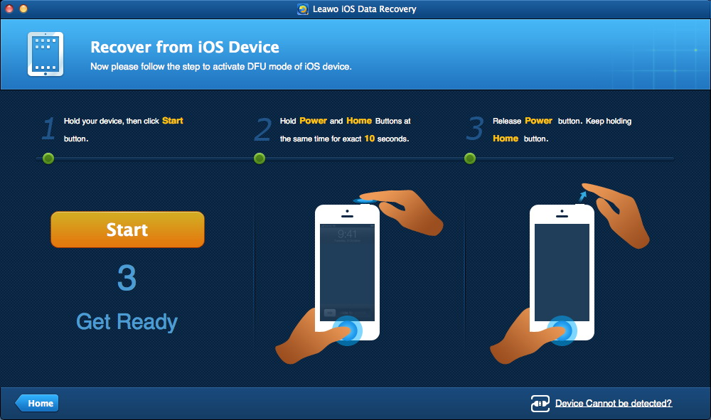 How To Recover Data From Iphone In Recovery Mode