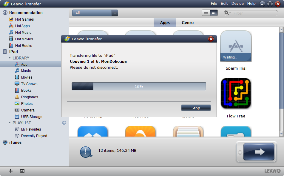 Downloading Apps to iPad
