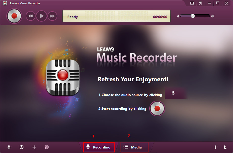 music recording software for pc