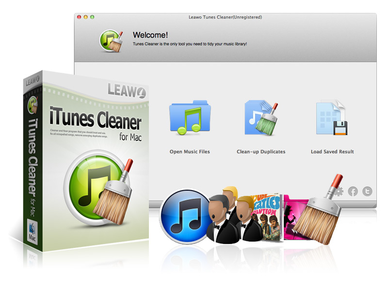 Leawo Tunes CLenaer for Mac- Overview
