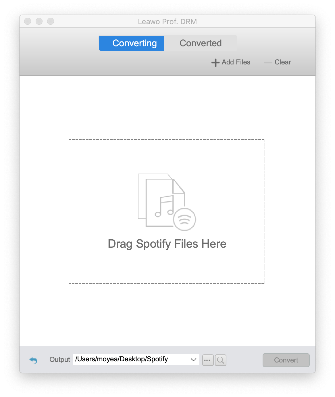 How to remove DRM from Spotify Music on Mac